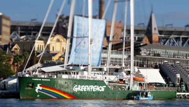 Rainbow Warrior III