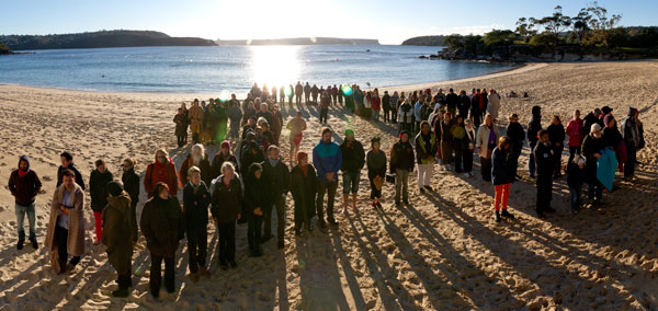 Whale Dreaming Ceremony